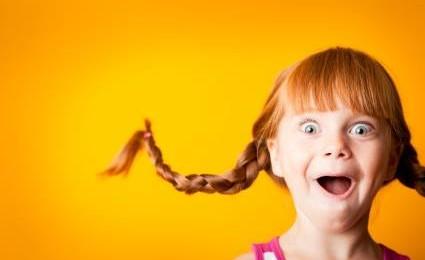Fixing My Daughters' Hair