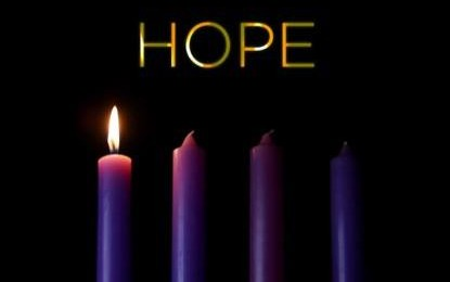 Advent Companions of Hope: Sitting with Darkness